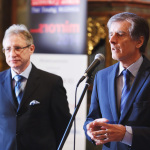 Jeho excelence velvyslanec Slovenské republiky v ČR pan Peter Weiss. Foto Jan Hromádko