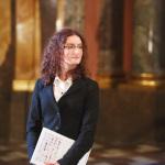 Nejlepší angličtina: Juliana Vaculíková. Foto Jan Hromádkoi